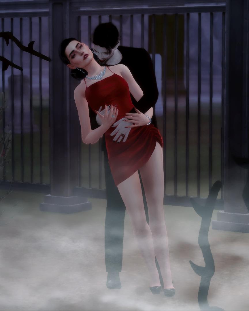 Vampire Pose : vampire, Vampire