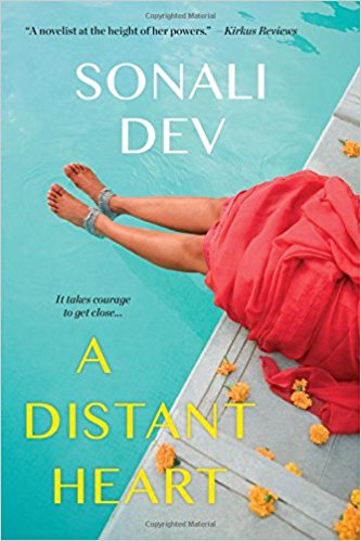 A Distant Heart book cover