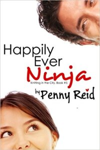 Happily Ever Ninja book cover
