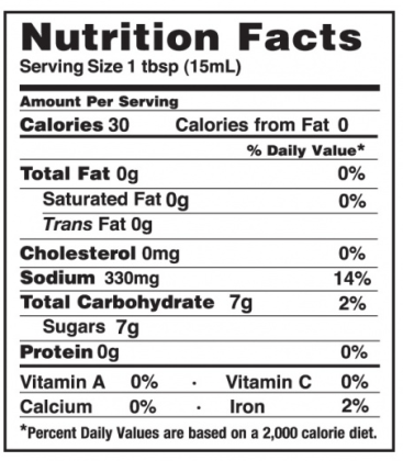GINGER PEOPLE NUTRITION