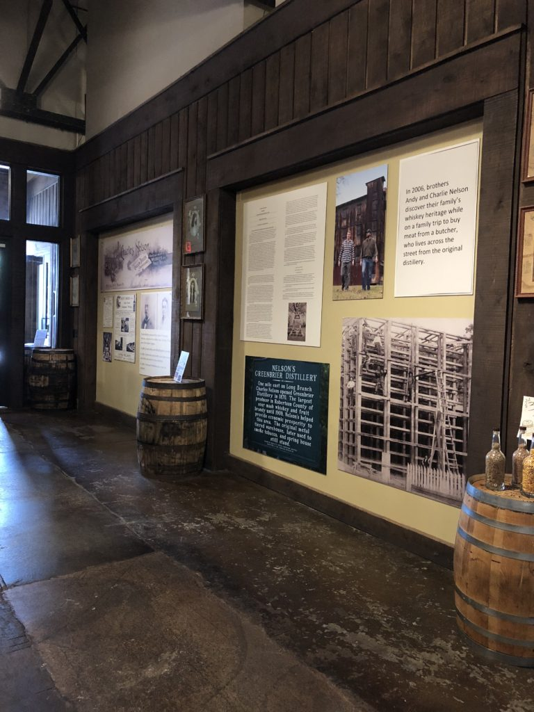Pictures and documentation of the history of the distillery.