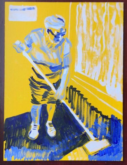 painting by Katya Robin