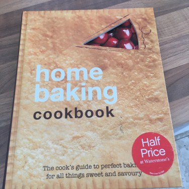 I've never cooked from this book before and it's brill
