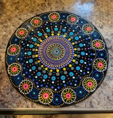 Mandala Dotting Art Set photo review