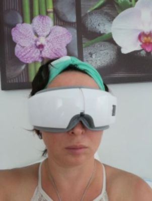 4D Airbag Vibration Eye Massager photo review