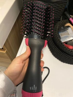 2 In 1 One-Step Hair Dryer & Volumizer photo review