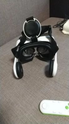 Kit Virtual Reality Glasses With Stereo Headset For Mobile Phones photo review
