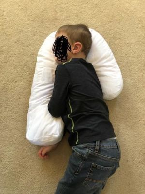 Side Sleeper Pillow For Neck Shoulder Pain photo review