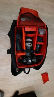 Waterproof Dslr Camera Dry Bag Case Backpack photo review