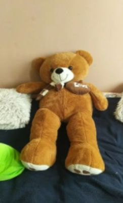 Huge High Quality Giant Teddy Bear photo review