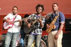 Mark Waihura, Peddo Brian and Willy Gathimba