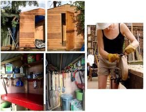 Katy Hood Carpentry Green Woodwork examples