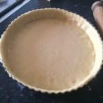 Easy shortcrust pastry