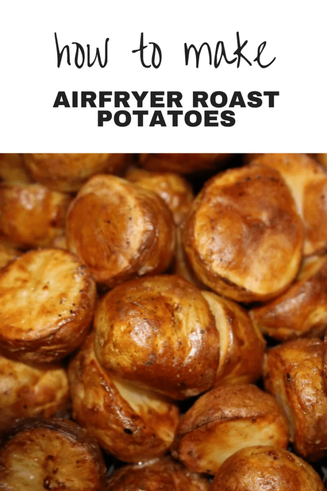 how to make potato chips in an airfryer
