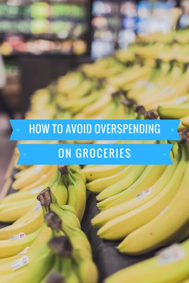 Tips to help you avoid overspending on your groceries. You can save money on groceries with these handy tips.