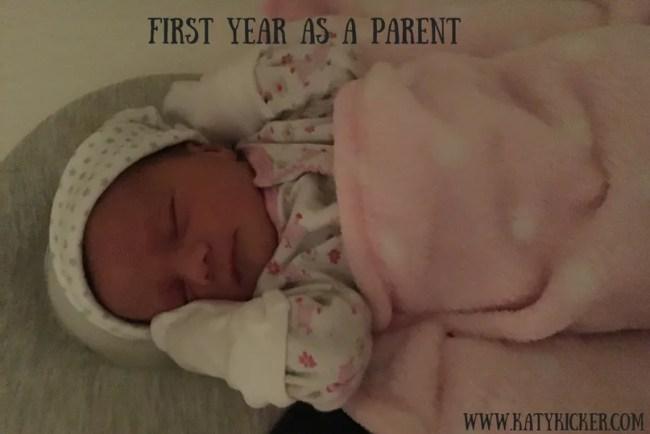 First year as a parent