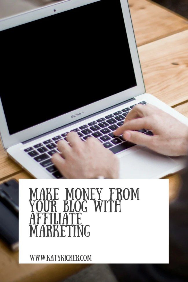 Make money from your blog with affiliate marketing-2