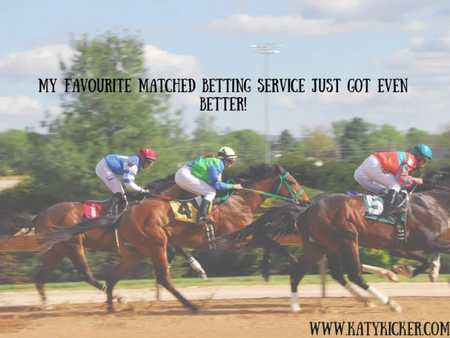 My matched betting service of choice, Profit Accumulator, just got better than ever!