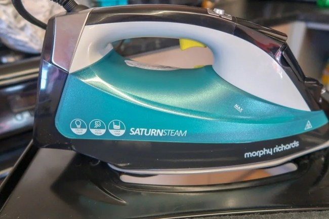 Morphy Richards Saturn Steam 305000 2400W Iron