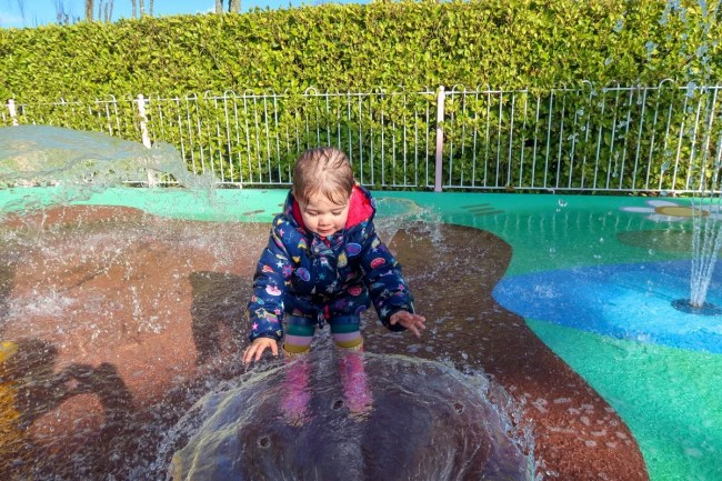 Peppa Pig World Muddy Puddles
