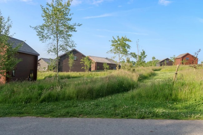 Bluestone Wales - extra lodges