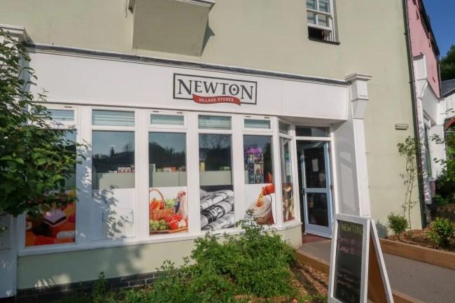 Bluestone Wales - village store