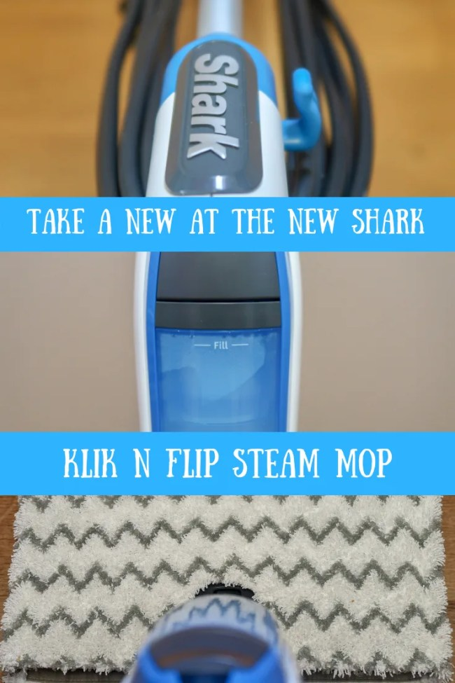 (AD) I'm loving the new Shark Steam Mop S6001UK. My floors have never been cleaner and it is double sided too! #cleaning #Shark #mop #mopping #floors