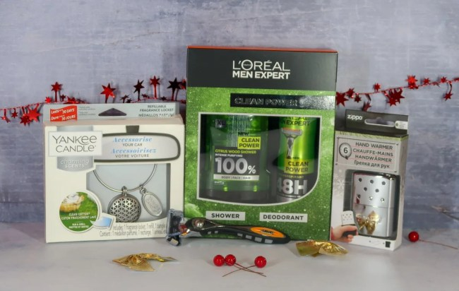 2018 Christmas Gift Guide for Parents Yankee Candle, Zippo