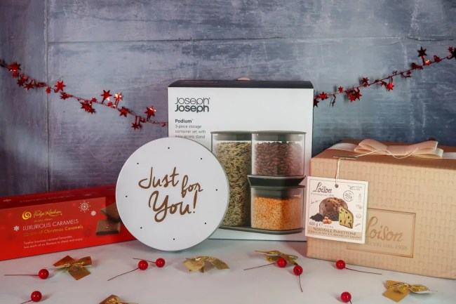 2018 Christmas Gift Guide for food & drink lovers - Red Candy and SousChef