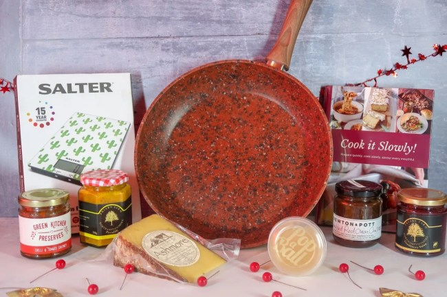 2018 Christmas Gift Guide for food & drink lovers
