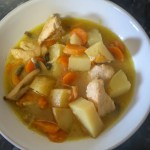 Easy slow cooker chicken casserole recipe