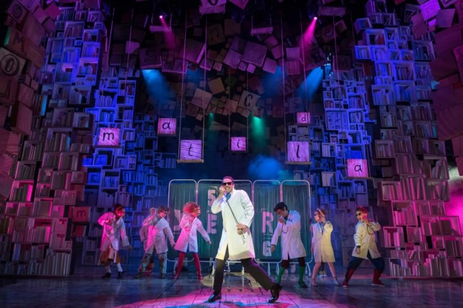 Royal Shakespeare Companys production of Matilda The Musical_Credit Manuel Harlan 2