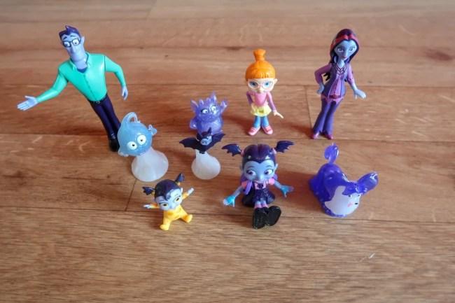 Vampirina Toys Figurines