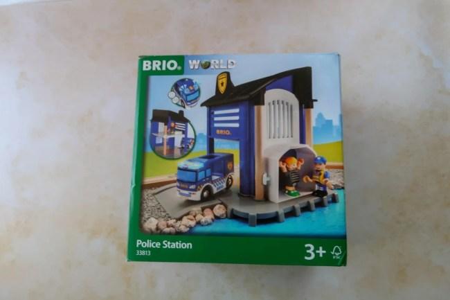 BRIO Police Station