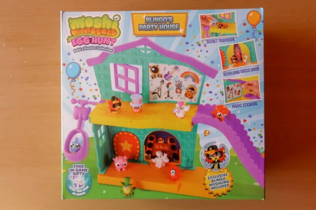 Blingos Party House Playset Boxed