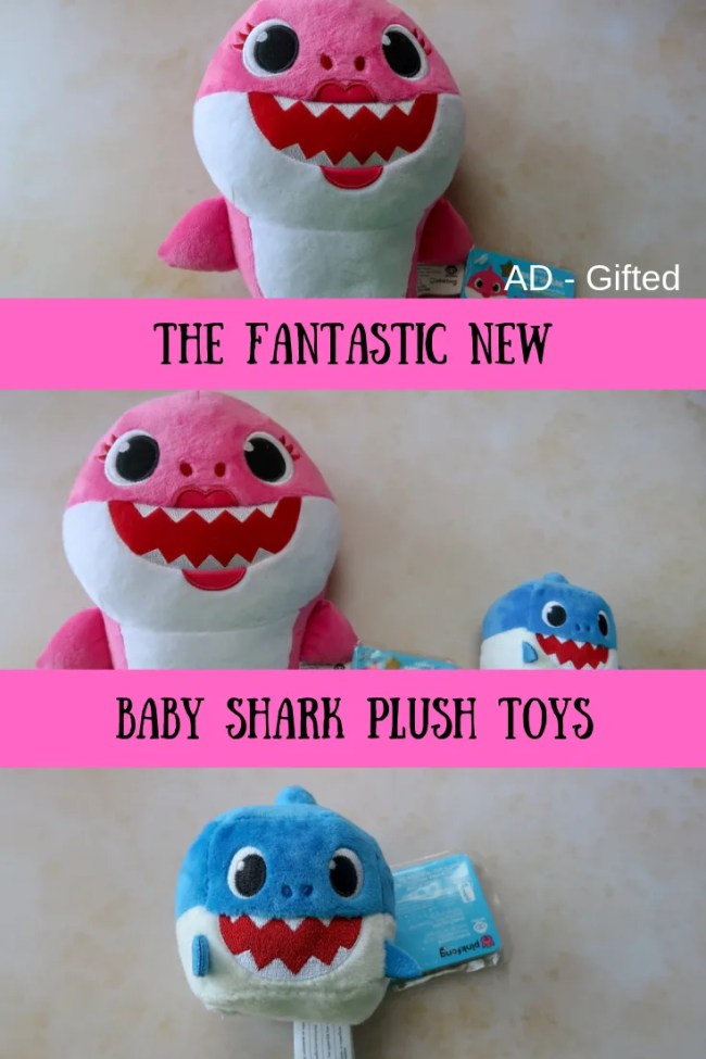 The fantastic new Baby Shark plug toys from Wowwee. #unboxing #childrenstoys #toys #playtime #babyshark #pinkfong #wowwee