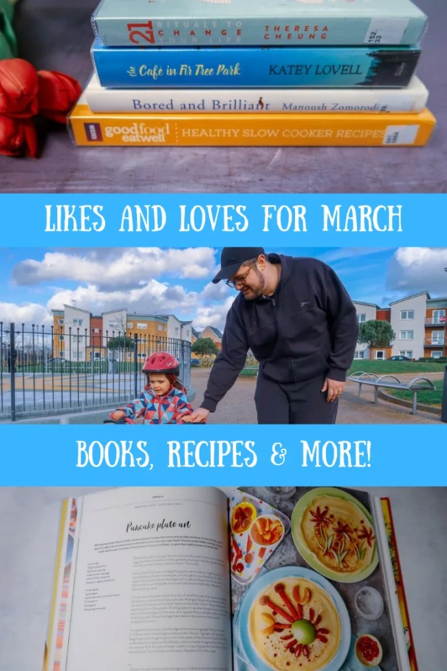 Books, recipes and other things that I loved in the past month. #netflix #bookrecommendations #recipes