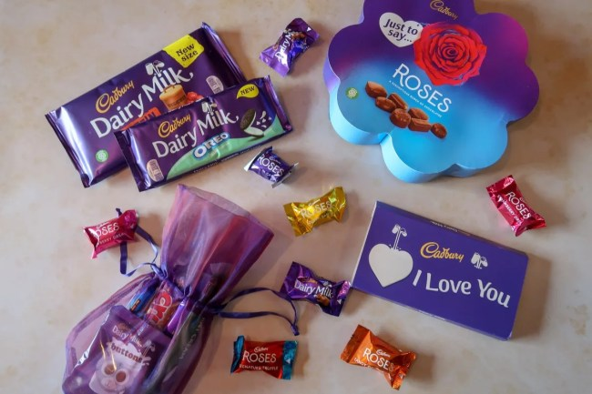 Mother's Day 2019 Gift Guide - Cadbury hamper