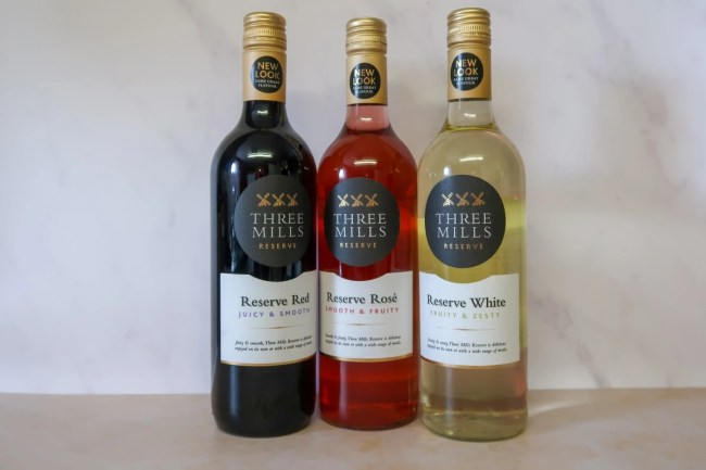 Mother's Day 2019 Gift Guide - Three Mills Reserve Wine