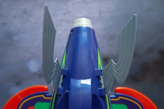 The wings of the PJ Masks HQ Rocket