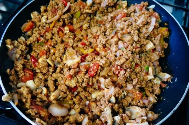 Cooking with quorn - Slow cooker vegetarian lasagne recipe