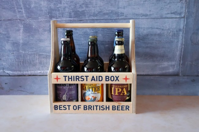 Father's Day Gift Guide 2019 - Thirst Aid Box