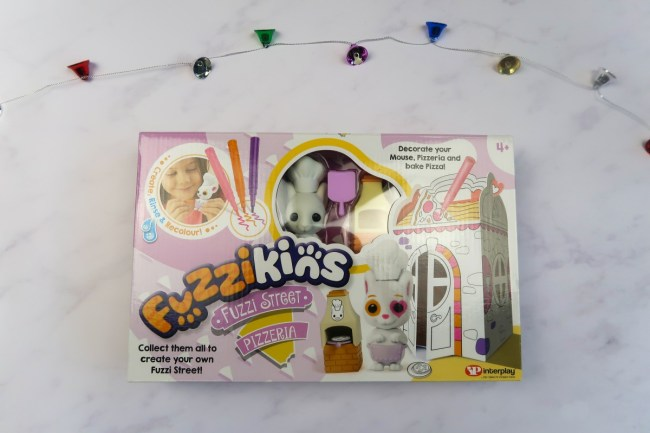 Christmas gifts for children - Fuzzikins