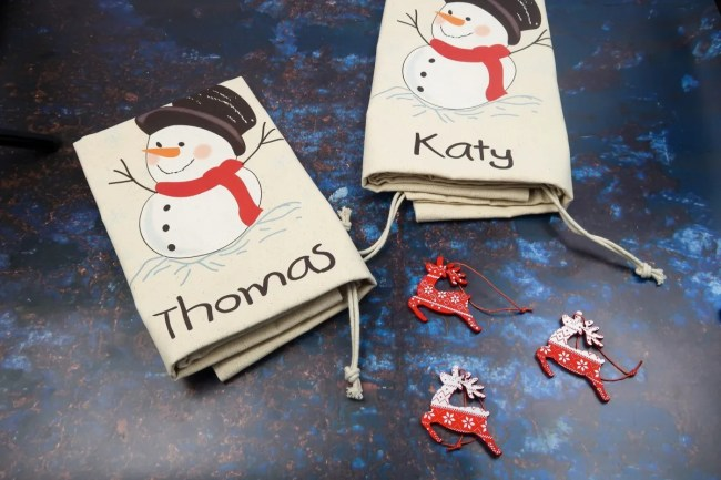 Christmas gifts for children - Stockings