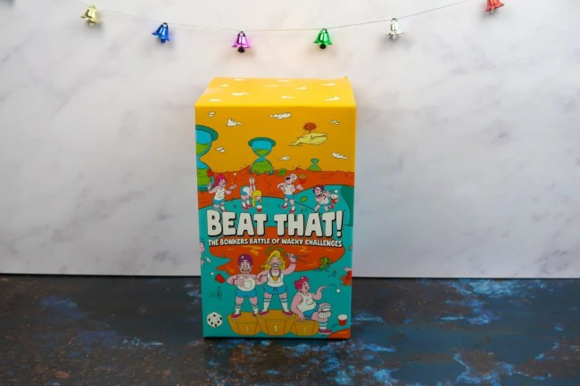 Christmas gifts for parents - Beat That! Game