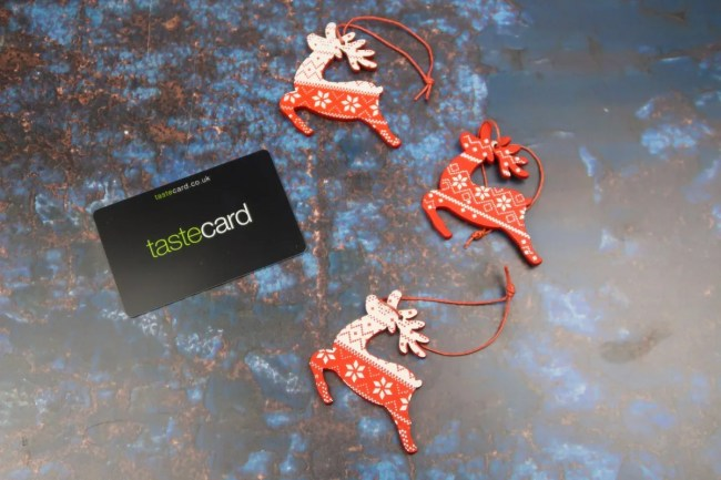 New home Christmas Gift Guide for 2019 - Tastecard