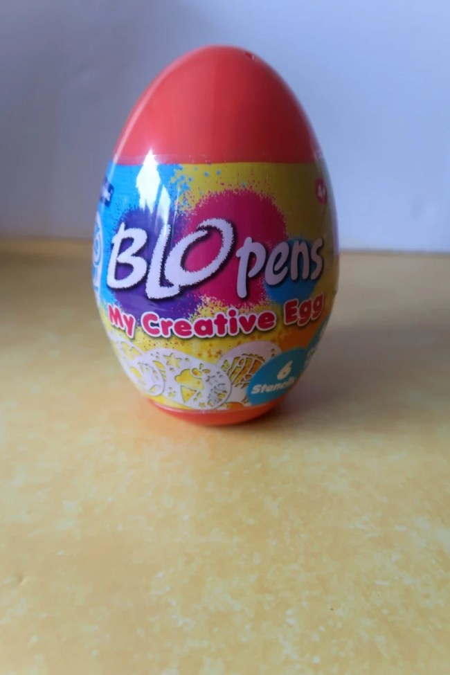Blopens My Creative Egg