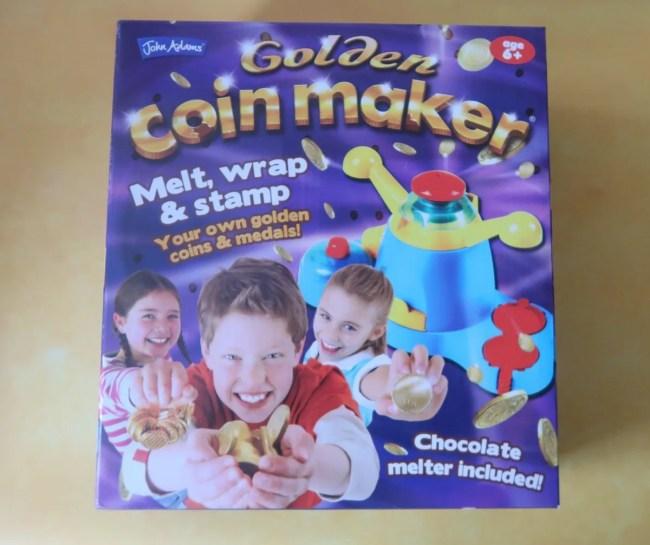 John Adams Golden Coinmaker