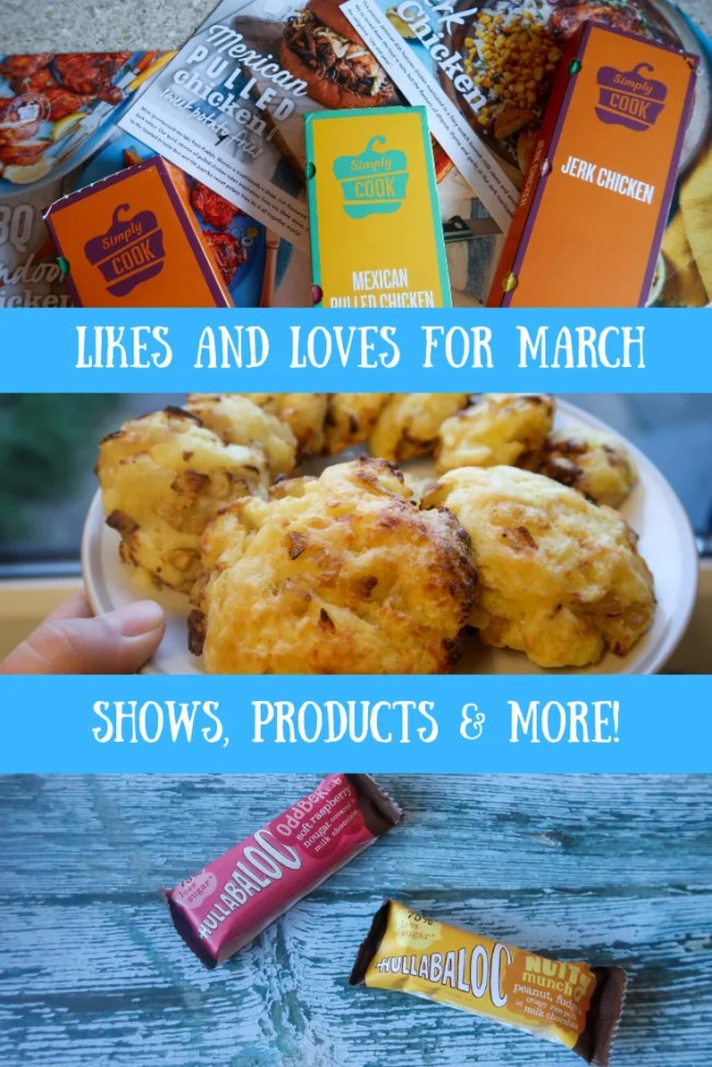 Netflix shows, recipes & items that I loved in the past month - March 2020. #PersonalFinance #Recommendations #Netflix #Recipes #AirfryerRecipes #PotatoRecipes #Food