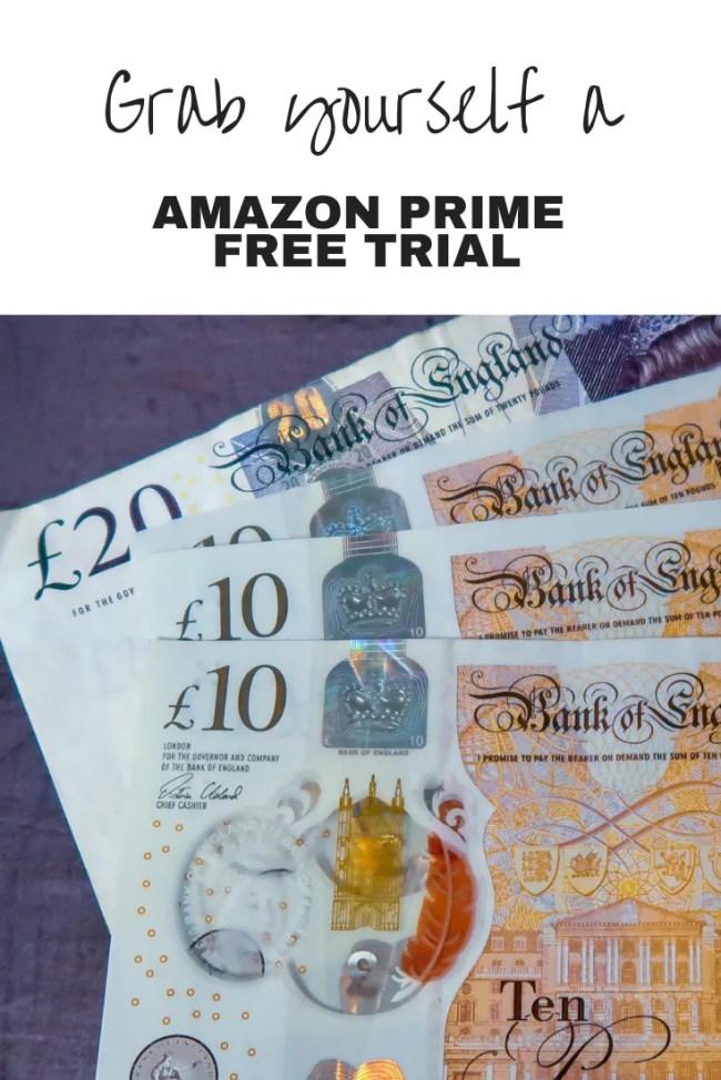 Amazon Prime free trial #MoneySaving #SaveMoney #AmazonPrime #PrimeVideo #AmazonStudent